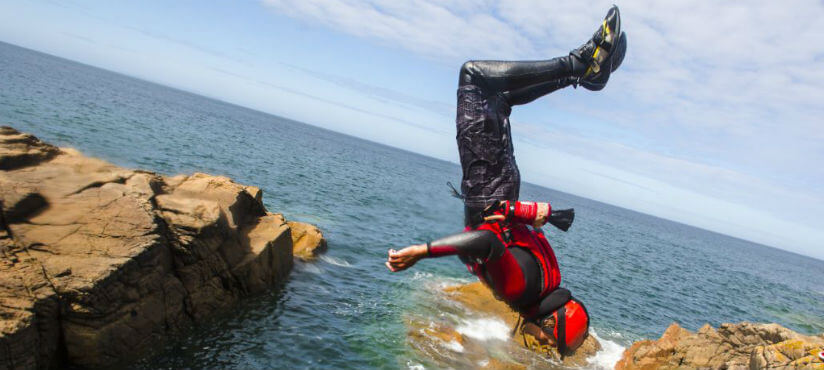 Activité sport eau Bretagne