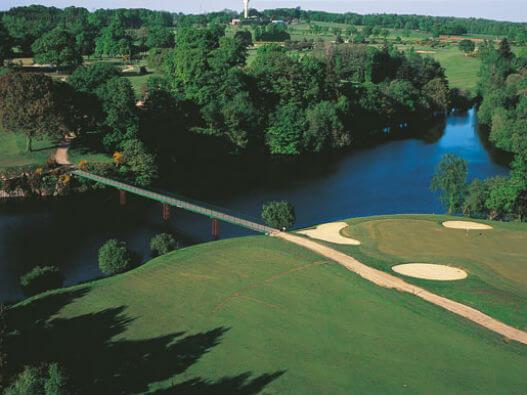 circuit de golf 3 jours 3 greens en bretagne westcapades. Black Bedroom Furniture Sets. Home Design Ideas
