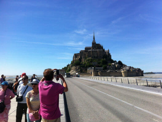 mont st michel day tour from westcapades