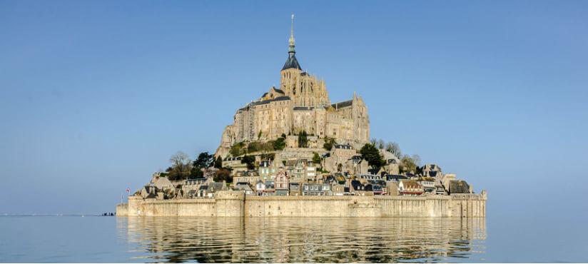 Visite Mont Saint Michel